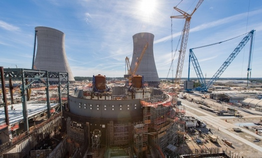 Additional funds for nuclear plant approved