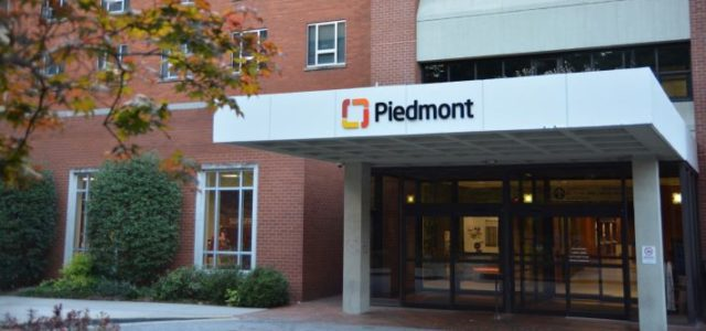 Piedmont's new payment plan: 25% upfront for some patients