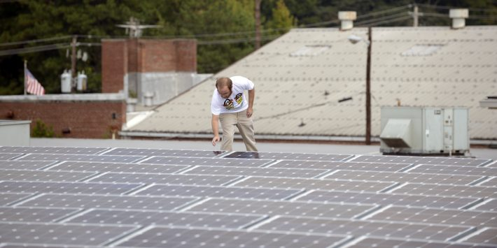 Regulators Approve Georgia Power's Long-Range Plan, With More Solar