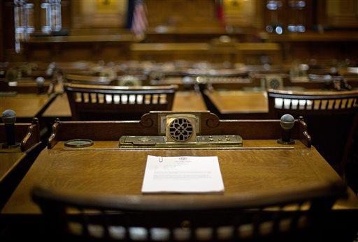 Car title loans face interest rate caps in Georgia Senate bill