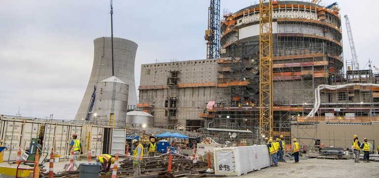 Southern cuts 20% of Vogtle expansion staff for labor efficiency, worker safety as coronavirus spreads
