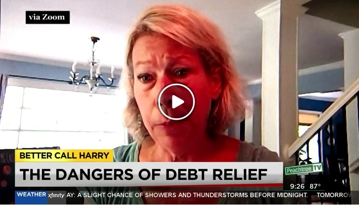Better Call Harry: Stay away from debt relief firms