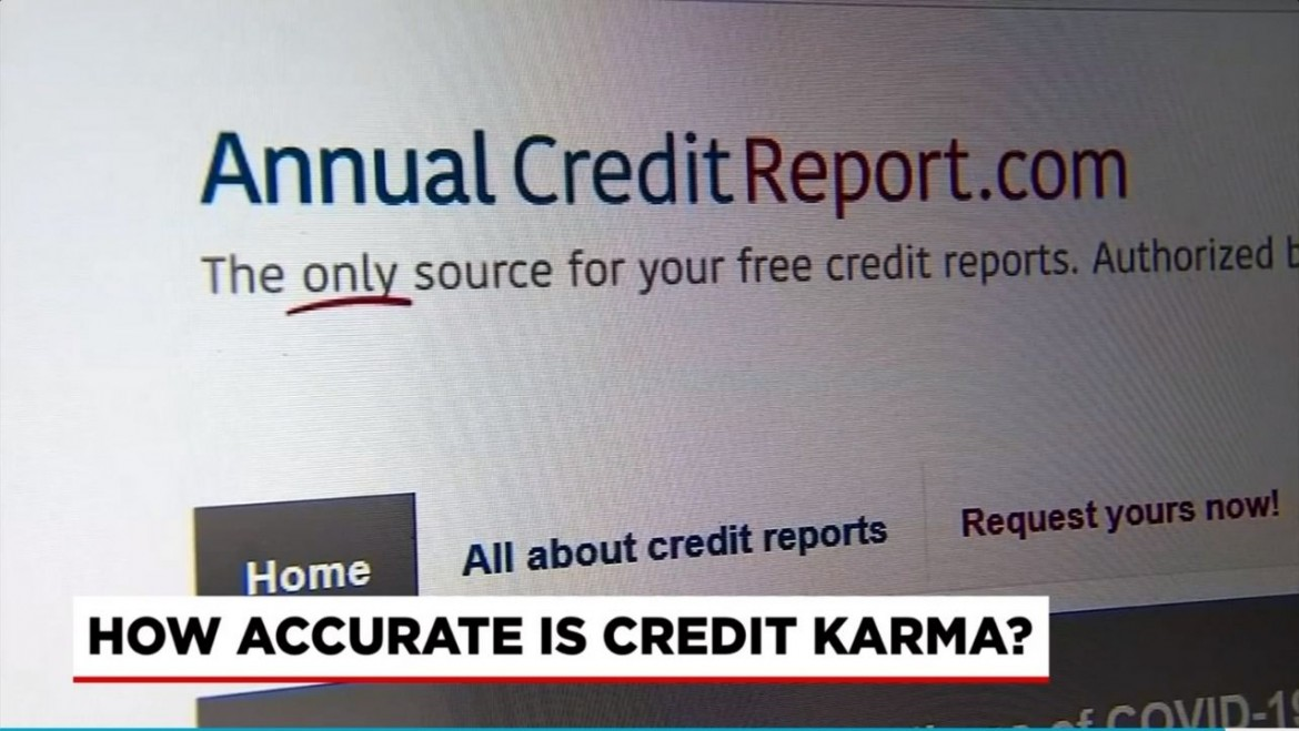 How accurate is Credit Karma when checking your scores?